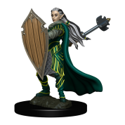 D&D Icons of the Realms: Premium Painted Figure - Elf Paladin Female (6 Units)
