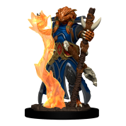 D&D Icons of the Realms: Premium Painted Figure - Dragonborn Sorcerer Female (6 Units)