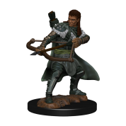 D&D Icons of the Realms: Premium Painted Figure - Human Ranger Male (6 Units)