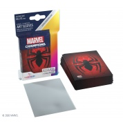 Gamegenic - Marvel Champions Art Sleeves - Spider-Man (50+1 Sleeves)