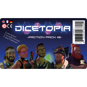 Dicetopia: Faction Pack #2 - EN/FR/DE