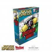 Judge Dredd: Specialist Judges - EN