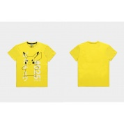 Pokémon - Shocked Pika Men's T-shirt