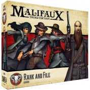 Malifaux 3rd Edition - Rank and File - EN
