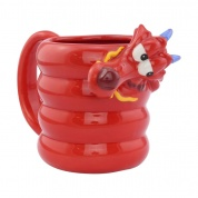 Mushu Shaped Mug