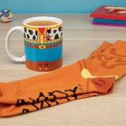 Woody Mug and Socks Set