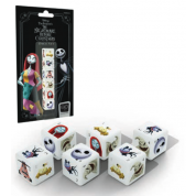 Disney Tim Burton's The Nightmare Before Christmas Dice Set