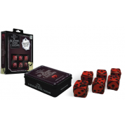 Disney Tim Burton's The Nightmare Before Christmas Premium Dice Set