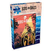 Jigsaw Puzzle - Kids on Bikes - 1000 Pieces