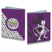 UP - 4-Pocket Portfolio - Pokemon Mewtwo