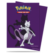 UP - Standard Sleeves Pokémon - Mewtwo (65 Sleeves)