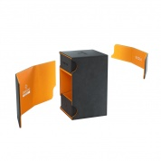 Gamegenic - Watchtower 100+ XL Exclusive Edition - Black/Orange