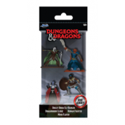 "Dungeons & Dragons 1,65"" Nanofigs 4-Pack"