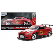 Power Rangers 2009 Nissan GT-R R35 1:32