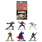 "GI Joe 1,65"" Nanofigs 6-Pack"