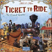 DoW - Ticket to Ride - The Card Game - English+French+German