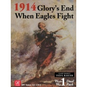 Glory's End/When Eagles Fight - EN