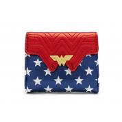 Wonder Woman International Womens Day Flap Wallet