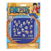 Pyramid Magnet Sets - One Piece (Chibi)