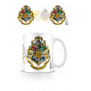 Pyramid Everyday Mugs - Harry Potter (Hogwarts Crest)