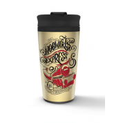 Pyramid Metal Travel Mug - Harry Potter (Hogwarts Express)