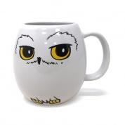 Pyramid Shaped Mugs - Harry Potter (Hedwig) Egg Mug