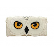 LF HP HEDWIG OWL TRIFOLD WALLET