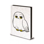 Pyramid Premium A5 Notebooks - Harry Potter (Hedwig) Fluffy