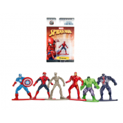 "Marvel 1,65"" Nanofigs Single Pack (24-sort)"