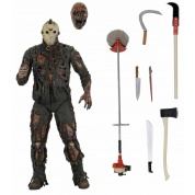 "Friday the 13th - 7"" Scale Action Figure – Ultimate Part 7 (New Blood) Jason"