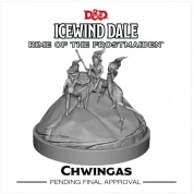 D&D Icewind Dale: Rime of the Frostmaiden - Chwingas (2 figs)