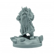 D&D Icewind Dale: Rime of the Frostmaiden - Xardorok Sunblight (1 fig)