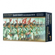 Napoleonic Spanish Infantry (2nd & 3rd Battalions) 1805-1811 - EN