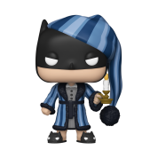 POP Heroes: DC Holiday - Scrooge Batman Vinyl Figure 10cm
