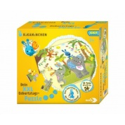 KIKANINCHEN XXL Puzzle - Happy Birthday - DE