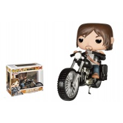 Funko POP! Rides - Walking Dead Daryl Dixon on Chopper Vinyl Figure Set 12cm