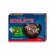 Deluxe Set - Roulette 25cm - DE/IT/FR/GB