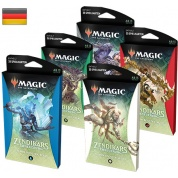 MTG - Zendikar Rising Theme Booster Display (12 Packs) - DE