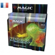MTG - Zendikar Rising Collector Booster Display (12 Packs) - FR
