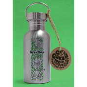 GBeye Aluminium Drink Bottle - Rick and Morty - Portal