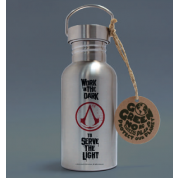GBeye Aluminium Drink Bottle - Assassins Creed - Logo