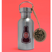 GBeye Aluminium Drink Bottle - Fallout - Nuka Cola