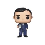 Funko POP! POP TV: The Office - Michael Scott Vinyl Figure 10cm