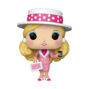 Funko POP! POP Vinyl: Barbie - Business Barbie Vinyl Figure 10cm