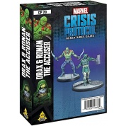 Marvel Crisis Protocol: Drax and Ronan The Accuser - EN
