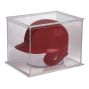 UP - Mini Helmet and Figurines UV Display Case