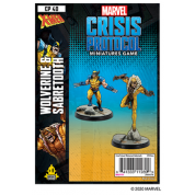 Marvel Crisis Protocol: Wolverine and Sabretooth - EN
