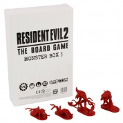 Resident Evil 2: The Board Game - Monster Box 3 - EN