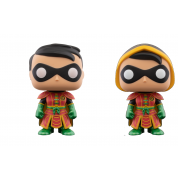 Funko POP! Imperial Palace - Robin W/Chase Vinyl Figures 10cm Assortment (5+1 chase figure)