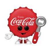 Funko POP! POP Funko: Coke- Coca-Cola Bottle Cap Vinyl Figure 10cm